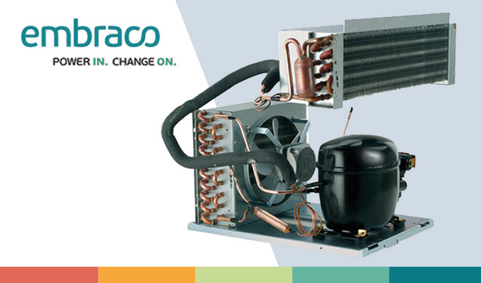 Високоефективни<br> <strong>хладилни компресори Embraco</strong>